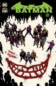 A Sombra do Batman (52) #51