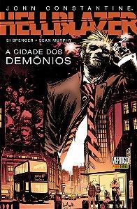 John Constantine Hellblazer A Cidade dos Demônios