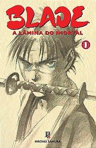 Blade A Lâmina do Imortal - Volume 1