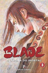 Blade A Lâmina do Imortal - Volume 3