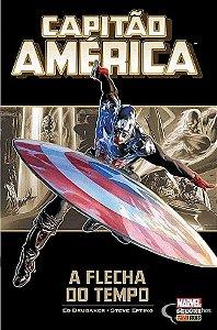 Marvel Deluxe - Capitão América A Flecha Do Tempo