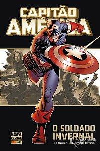 Marvel Deluxe - Capitão América O Soldado invernal