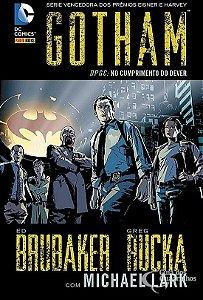 Gotham DPGC no cumprimento do dever