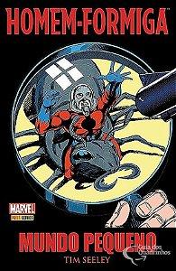 Ant-man Homem Formiga Mundo Pequeno