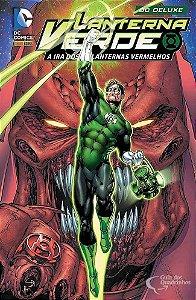 Lanterna Verde A Ira dos Lanternas Vermelhos