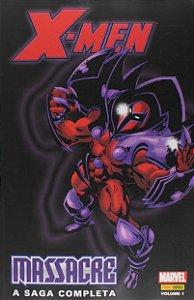 X-men Massacre volume 1