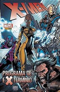 X-men Programa De Extermínio