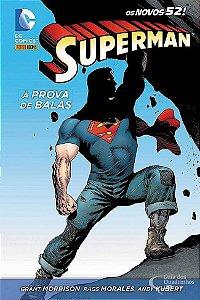 Superman À Prova de Balas