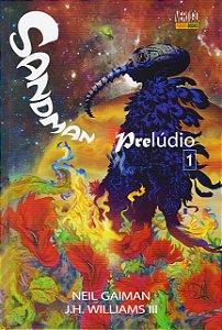 Sandman Prelúdio volume 1