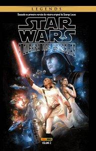 Star Wars A Guerra nas Estrelas Completo Volumes 1 e 2