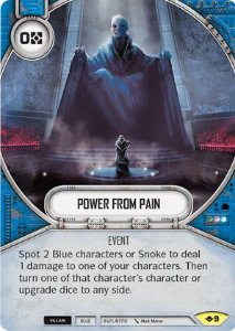 SW Destiny - Power From Pain