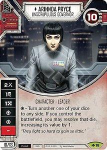 SW Destiny - Arihnda Pryce Unscrupulous Governor