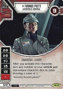 SW Destiny - Firmus Piett Ambitious Admiral