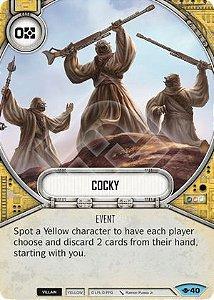 SW Destiny - Cocky