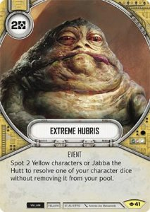 SW Destiny - Extreme Hubris