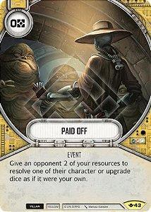 SW Destiny - Paid Off