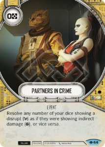 SW Destiny - Partners in Crime