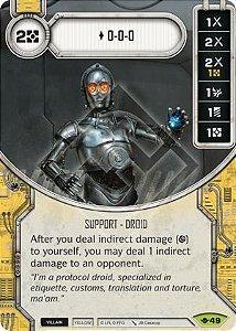 SW Destiny - 0-0-0