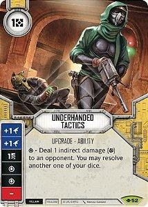 SW Destiny - Underhanded Tactics