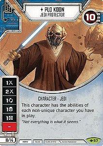 SW Destiny - Plo Koon Jedi Protector