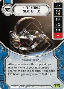 SW Destiny - Plo Koon's Starfighter