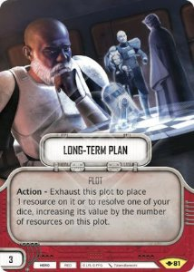 SW Destiny - Long-Term Plan