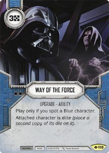 SW Destiny - Way of the Force