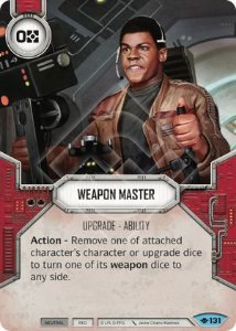 SW Destiny - Weapon Master