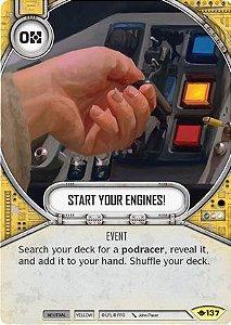 SW Destiny - Start Your Engines!