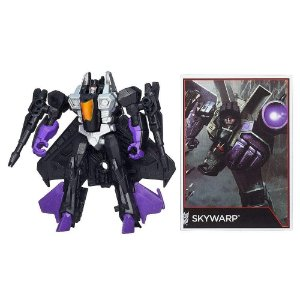Boneco Transformers Generation Legends - Skywarp - Hasbro