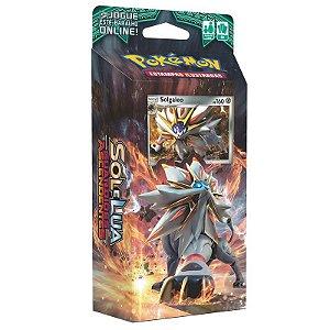 Pokémon Deck Sol E Lua - Guardiões Ascendentes Solgaleo
