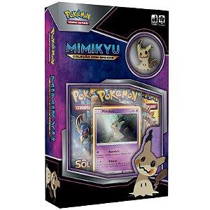 Pokémon Box Coleção com Broche - Mimikyu