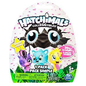Hatchimals Colleggtibles Saquinho Season 1 Mini Figura Surpresa