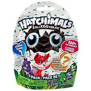 Hatchimals Colleggtibles Saquinho Season 2 Mini Figura Surpresa