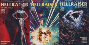 Hellraiser The Dark Watch Completo 1, 2 e 3