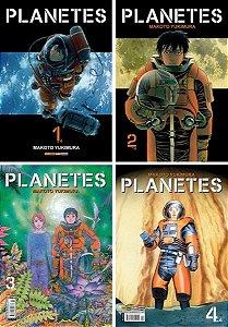 Planetes 1 ao 4 Série Completa