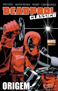 Deadpool Clássico #1
