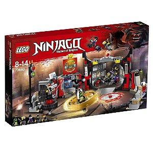 Lego Ninjago - Quartel-General Dos Filhos De Garmadon 70640