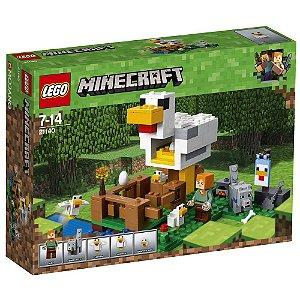 Lego Minecraft - O Galinheiro 21140