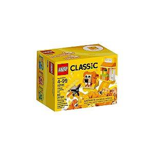 Lego Classic - Caixa De Criatividade Laranja 10709