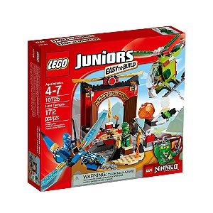 LEGO Juniors NINJAGO - O Templo Perdido