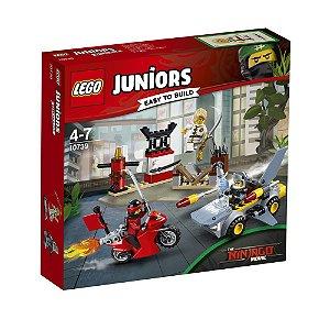LEGO Juniors Ninjago - Ataque do Tubarão 10739