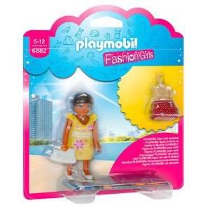 Playmobil 6882 - Mini Figuras Fashion Girls