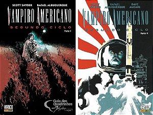 Vampiro Americano: Segundo Ciclo 1 e 2