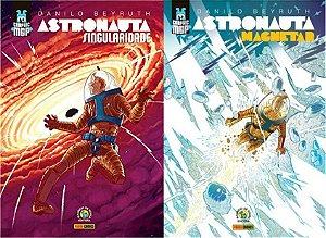 Msp Graphic Turma Da Mônica Astronauta Pack C/2
