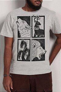 Camiseta Guerra dos Tronos (GG)