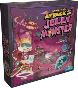 Jogo Attack of the Jelly Monster