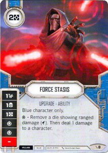 SW Destiny - Force Stasis