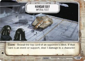 SW Destiny - Hangar Bay Imperial Fleet