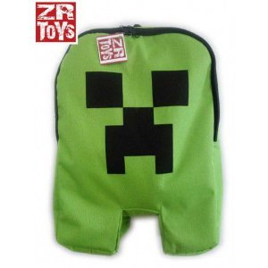 Mochila Minecraft Original - Creeper